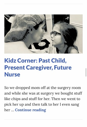 Picture of Harley Isabel Smith Crying with Her Mommy for August 2019 Caregiver Article for Dunndeal Publications